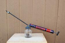 """Hudson Insect Bug Sprayer Glass Jar Vintage Super Big 30"""" w/ Wasp Hornet Nest!"""