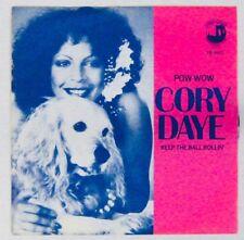 Chats - Chiens  45 tours Cory Daye 1979