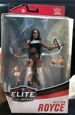 WWE ELITE COLLECTION PEYTON ROYCE RAW COLLECTORS EDITION CHASE HTF NEW IN BOX
