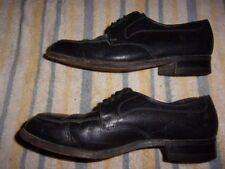 Florsheim BLACK SHOES MEN'S SIZE 8 1/2 E