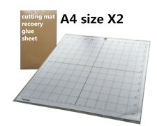 12 inch Sticky Mat Adhesive Cutting Mat Glue sheets Cricut Mat Silhouette Cameo