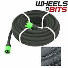 High Quality Garden hose Porous soaker 15Metre 45ft with connectors Bedding Lawn