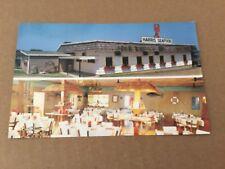 Harris' Seafood Restaurant & Starboard Lounge-Dayton,Nova Scotia, Canada  1985