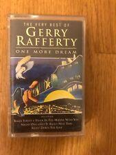 Original Cassette Album - Gerry Rafferty - One More Dream - 1995