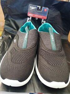 New Speedo Women's Aqua Skimmer Water Shoes Navy M 7 / 8 FREE SHIPPING