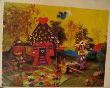 Puzzle L'Automne, Fernand Nathan, 1974 - Cavahel Vintage