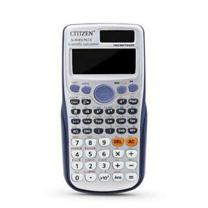 Citizen FX-991ES PLUS Calculator For Finance Science Maths & Basic Functions