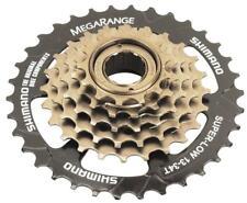 Shimano Tz30 6-speed Freewheel 14-34t Mega-range