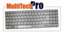 ORIG. de teclado para Packard Bell EasyNote tj65 tj66 tj67 tj68 series-Plata