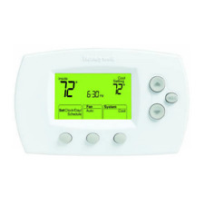 Honeywell TH6110D1005 Programmable Thermostat FocusPRO 6000 5-1-1 Day 1H/1C