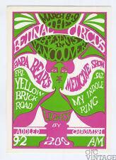 Retinal Circus Postcard 1968 Mar 8 Papa Bear's Medicine Show