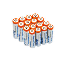16 x MaximalPower™ AA 2A 1600 mAh Ni-MH Rechargeable Battery w FREE battery case
