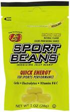 Jelly Belly Sport Beans, Lemon Lime Energizing, 1-Ounce Bags (Pack of 24)