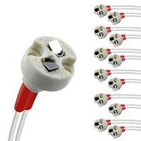 LED Bi-Pin Sockel MR11 MR16 G4 G6.35 GY6.35 G5.3 Neue Regelung Lampenfassung