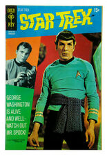 Goldkey Comic: February 1971 Star Trek #9 ~ High Grade!