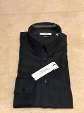 Machine Washable Textured Business-Regular Collar Formal Shirts for Men