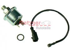 Sensor, Öldruck für Instrumente METZGER 0906017