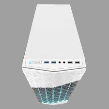 AZZA Gaming Gehäuse Computer Onyx 260X Midi Tower weiss - ohne Netzteil