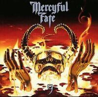 """MERCYFUL FATE """" 9 """" CD NEW!!!!!!!!!!!!!!!!!"""