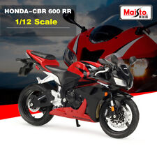 Toys&Hobbies 1:12 Scale HONDA CBR 600RR Motorcycle Diecast Alloy Model MotorBike