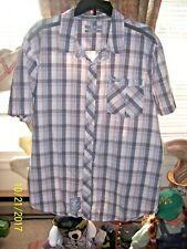 LRG Woven Clothing Equipment  Button - Up Casual Shirt