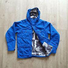 Blue Stussy Jacket Size S