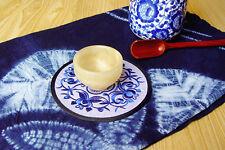 Tie-Dye Table runner tablecloth cover living room cafe bar decor 68*120cm