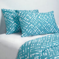 New Finch Quilt Cover Set - Queen Bed Polyester Fresh Design Your Room M1..