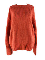 Sanctuary Women's Coral Knit Long Sleeve Telluride Pullover Sweater Size XS NEW