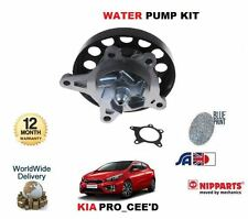 FOR KIA PRO CEED 1.4 1.6 PETROL 2010-> NEW  WATER PUMP + GASKET