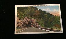 Shenandoah National Park, Va. Postcard, Skyline Drive