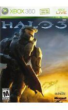 Halo 3 - Complete Video Game ( Microsoft Xbox 360, 2007 )