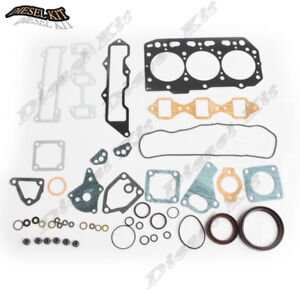 3TNE88 3TNV88 Engine Gasket Kit FOR Yanmar mini-Excavator Steer Loader Forklift