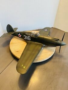 21st Century ULTIMATE SOLDIER PEARL HARBOR P-40B TOMAHAWK #160 AIRPLANE 1:18