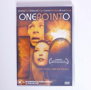 One Point O Movie DVD Region 4 AUS Free Postage - Drama Thriller