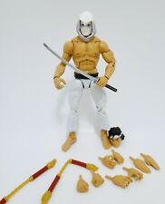 Marvel Legends G.I. Joe Classified Custom STORM SHADOW / QUICK KICK