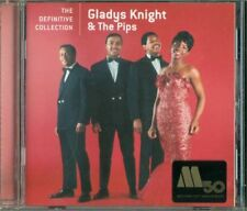 Gladys Knight & The Pips - The Definitive Collection  Cd Perfetto