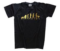 GOLD Edition Grillmeister I Evolution Grill Grillen BBQ T-Shirt S-XXXL