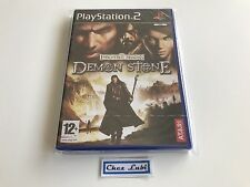 Forgotten Realms Demon Stone - Sony PlayStation PS2 - FR - Neuf Sous Blister