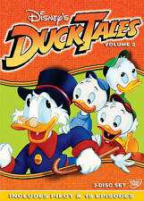 Ducktales - Volume 2 (DVD, 2013, 3-Disc Set)