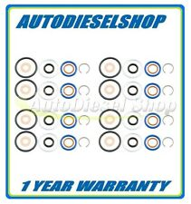 03-10 FORD 6.0 6.0L FUEL INJECTOR ORING KIT W/ C-CLIP & NON-SERVICED TOP SEAL