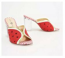 Katy Perry Picolo Watermelon Sandals Shoes Heels Slides