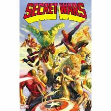 MARVEL SECRET WARS VOL 1 TPB 1 2 3 4 5 6 7 8 9 10 11 12 SPIDER-MAN FREE SHIPPING