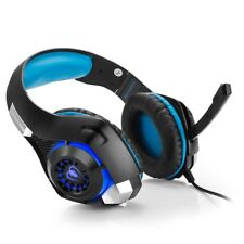 Gaming Headset Bass Enhanced Headphone for Playstation PS4 Xbox One PC Game H1Z1