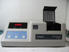 Turner SP 830 Spectrophotometer