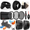55mm Top Accessory Kit for Nikon D3300 , D3400 , D5300 and D5600