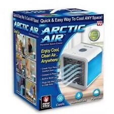 Personal Space Portable Mini Air Conditioner Cooling Air Fan Humidifier