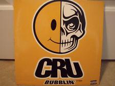 """CRU + THE LOX - BUBBLIN' / LIVE AT THE TUNNEL (12"""")  1997!!!  RARE!!!  YOGI!!!"""