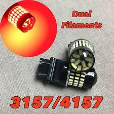 Rear Turn Signal Parking Light Red SMD LED Bulb T25 3057 3157 4157 SRCK 78 W1 AK