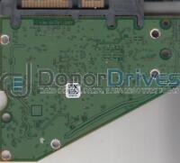 ST4000DM000, 1F2168-568, CC54, 3164 N, Seagate SATA 3.5 PCB
